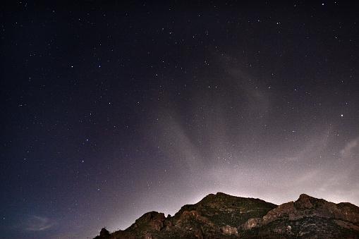 stars, mexico, desert